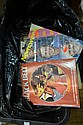A LARGE COLLECTION OF VINTAGE MAGAZINES INCL MUSCLE CARS, KUNG FU THEMED ETC