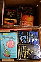 TWO BOXES OF ASSORTED NOVELS INCLUDING JOHN MARSDEN