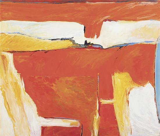 CHARLES REDDINGTON (BORN 1929) Winter Sun oil on canvas