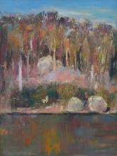 JAMIE BOYD (born 1948) Summers Day at Shoalhaven oil on board