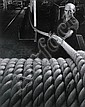 Wolfgang Sievers 1913-2007 Ropemaking, Miller, Wolfgang Sievers , Click for value