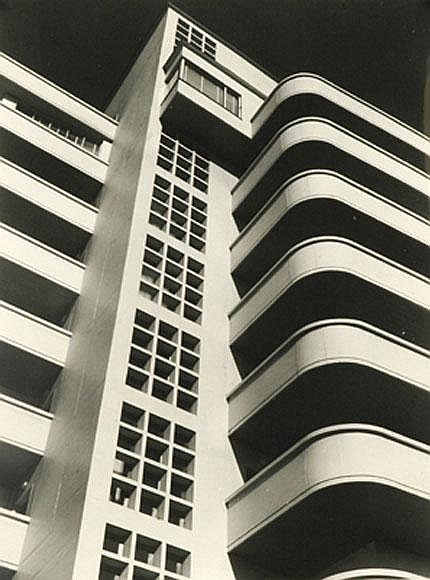 Wolfgang Sievers 1913-2007 The Stanhill, designed