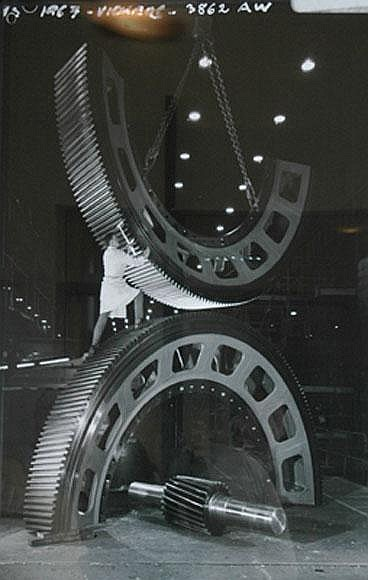 Wolfgang Sievers 1913-2007 Gears for Mining