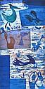 RAFAEL GURVICH (BORN 1949) Mardi Gras 1994 screenprint 3/40