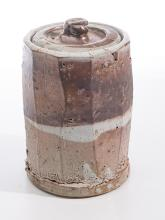 MCCONNELL, PHILLIP. COVERED WATER JAR. 1979