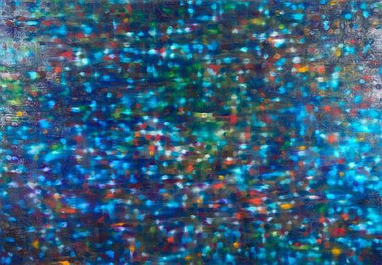 MATTHEW JOHNSON (BORN 1963) Untitled 2006/2007 oil on canvas