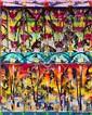 MICHAEL JOHNSON (BORN 1938) Liminal or = Crackerjack 2004 oil on canvas
