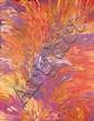 GLORIA TAMERRE PETYARRE (BORN 1945) Bush Medicine acrylic on canvas