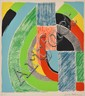 SONIA DELAUNAY (FRENCH, 1885-1979) Abstract lithograph E/A