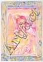 JUAN DAVILA (BORN 1946) Pre-Modern Self-Portrait 1988 screenprint 30/30
