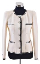 A VINTAGE JACKET BY CHANEL