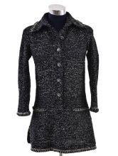 A TUNIC DRESS BY CHANEL