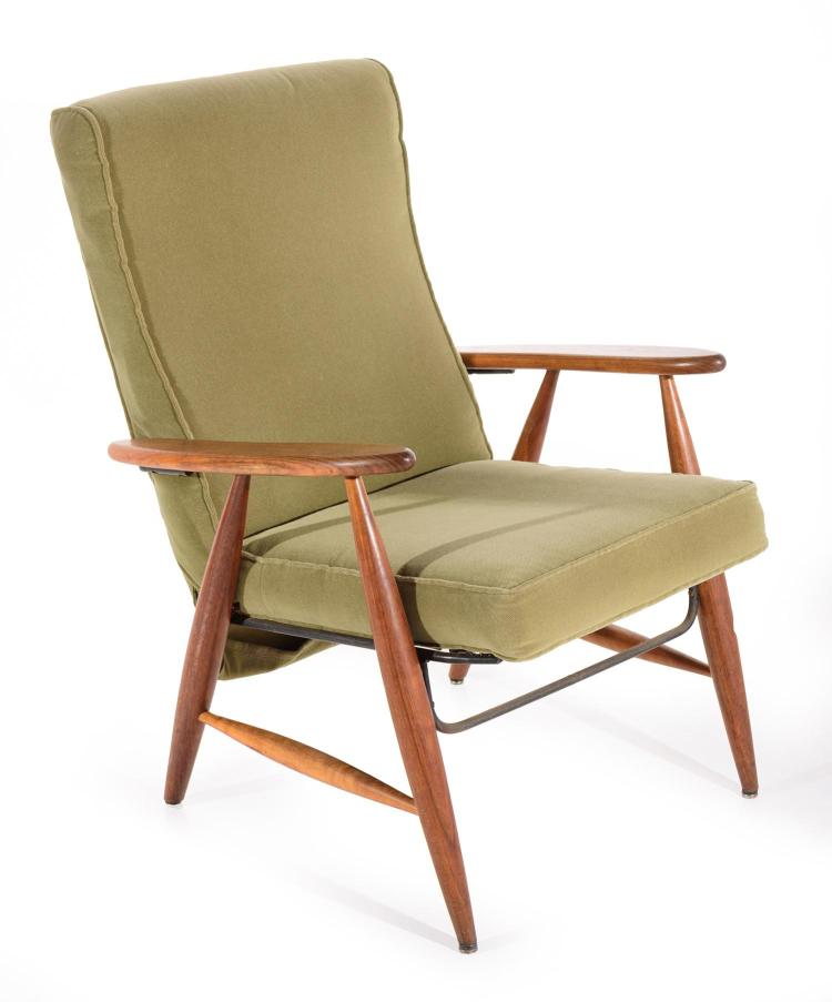 Australian Armchair Chair In The Style Of Fred Ward