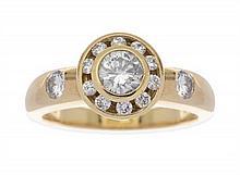 A DIAMOND RING BY JOHN TARASIN