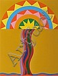 Sydney Ball (born 1933) Transoxiana screenprint 3/8, Sydney Ball, Click for value