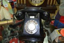 A VINTAGE ROTARY PHONE