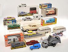A LARGE COLLECTION OF NOREV PLASTIC MODELS