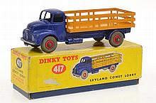 DINKY 417 LEYLAND COMET LORRY