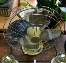 AN INDUSTRIAL FAN