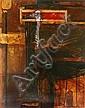 Craig Allan Charles (born 1975) Mungo the Emu 2003 acrylic on canvas