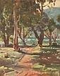 JOHN LONGSTAFF (1862-1941) Morning Mt Bogong oil on canvas on board, John Longstaff, Click for value