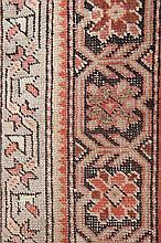 A BIDJAR RUNNER, WEST PERSIA, LATE 19TH CENTURY