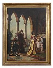 JOSEPH HAYER/HAIER (Wien 1816-1891) 'THE SONG'