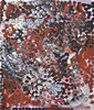 EMILY KAME KNGWARREYE (CIRCA 1910-1996) Yam Dreaming c1994 acrylic on linen