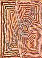 JANICE NIXON YUWALI (BORN 1947) Untitled 2009 acrylic on canvas
