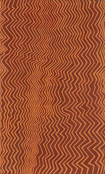 KANYA TJAPANGATI (BORN CIRCA 1950) Untitled 2002 acrylic on linen