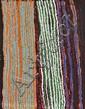 MULYATINKI MARNEY (BORN 20TH CENTURY) Untitled acrylic on canvas