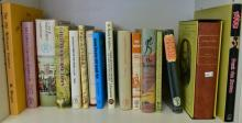 A SHELF OF AUSTRALIAN HISTORICAL REFERENCE INCL. AUSTRALIA BY ANTHONY TROLLOPE (SLIPCASE)