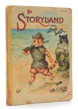 IN STORYLAND WITH LOUIS WAIN