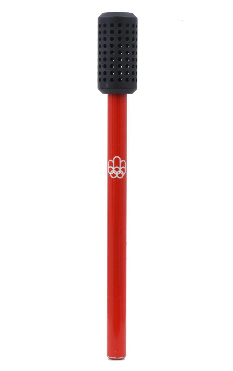 1976 MONTREAL OLYMPIC GAMES TORCH
