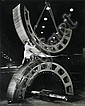 Wolfgang Sievers (1913-2007) Gears for the Mining industry, Vickers Ruwolt, Burnley, Victoria 1967 silver gelatin photograph, Wolfgang Sievers , Click for value