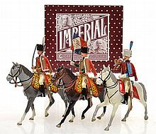3 X IMPERIAL COLLECTORS FIGURES INCLUDING
