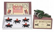 2 X BRITAINS SETS INCLUDING 18