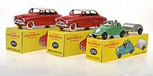 3 X CLUB DINKY FRANCE MODELS
