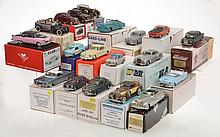 20  X DIECAST MODELS FROM VARIOUS MAKERS