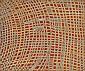 MAUREEN HUDSON NAMPITJINPA (BORN 1959) Fire Dreaming 2001 acrylic on canvas