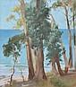 AMALIE COLQUHOUN (1894-1974) Lorne View oil on board