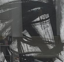 JEFFREY HARRIS (born 1949) Untitled charcoal on paper