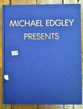 PAUL CROWLEY 'MICHAEL EDGLEY PRESENTS' C. 1988 (IN DUST COVER)