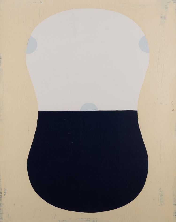 DAVID BAND (1959-2011) Untitled screenprint