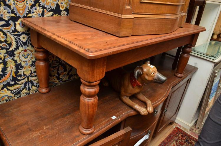 A Victorian Style Coffee Table