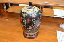 A CHINESE GINGER JAR