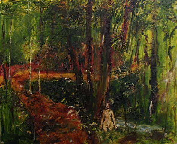 Paul Delprat (born 1942) (Untitled) oil on canvas