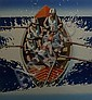 James Willebrant (born 1950) Surfboat 1993 screenprint, James Willebrant, Click for value