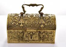 A JEWELLERY BOX BY ERHARDT & SÖHNE