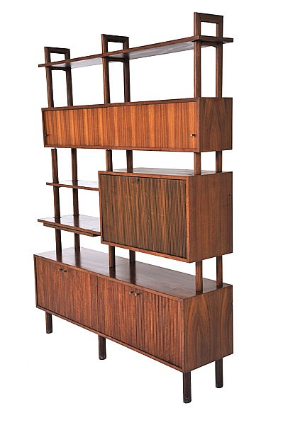 SCHULIM KRIMPER (1893-1971)A WALL UNIT